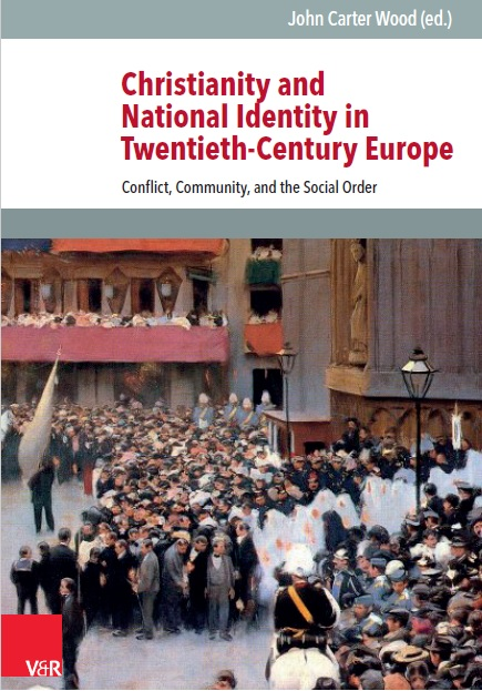 Cover image, Chistianity and National Identity