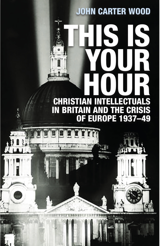 Cover of This Is Your Hour